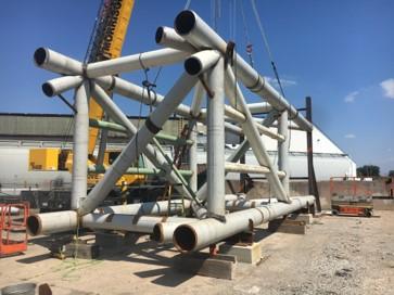 Morrison Construction, TKY joint fabrication